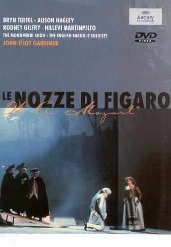 Mozart - Le Nozze di Figaro (The Marriage of Figaro) / Jean-Louis Thamin · John Eliot Gardiner · Bryn Terfel · Rodney Gilfry · Théâtre du - Le Opera Di Figaro Nozze