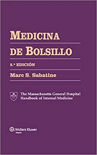 Medicina de bolsillo (Spanish Edition) 5th Edition, Kindle Edition