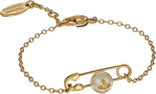 Vivienne Westwood Women's Jordan Bracelet Pearl One ()