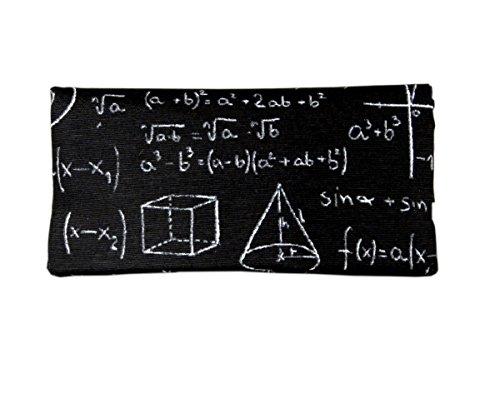 TABAKTASCHE Plan B Modell YOLO Maths- Tasche für Drehtabak anspruchsvollem Design und Fächern für Zigarettenfilter, Zigarettenpapier und Schnitttabak. EVA-Gummi Tasche. Bis zu 50 Gramm Tabak.