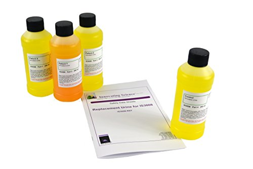 Replacement Testing Fluid - Innovating Science - Replacement Fluids for Urinalysis Diagnostic Test Kit (IS3008)