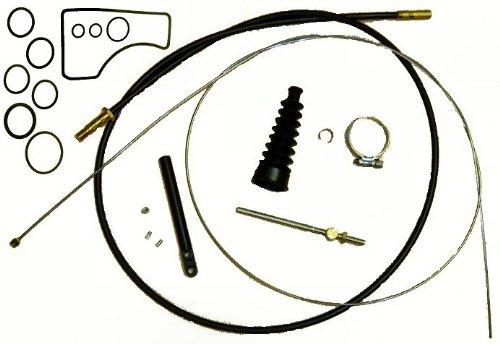 Lower Shift Cable Kit (Lower Shift Cable Kit for Mercruiser Bravo Similar to 815471T1)