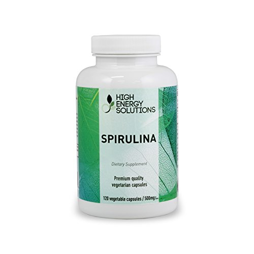 Spirulina — Value Sized ...