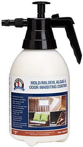 One Shot BGMI-2L48 Mold, Mildew, Algae, and Fungus Prevention with Pump Sprayer, 48 oz (1.5 Quarts) - 48 Ounce Carpet Detergent