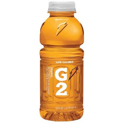 Gatorade G2 20 Oz. Wide Mouth 20 Oz G2 Orange Wide Mouth ...