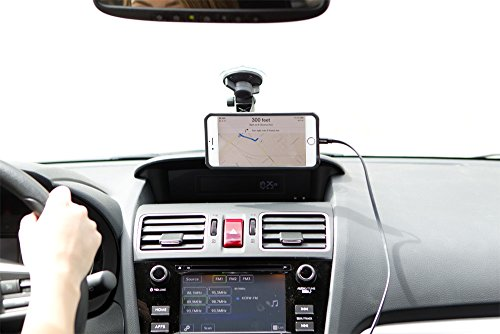iPhone 6 Car Mount Kit by Rokform, Includes Windshield Phone Holder, Magnetic Phone Mount, and Mountable Protective Case - Amazon Exclusive by Rokform (Image #5)