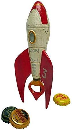 Design Toscano Rocket Bottle Opener