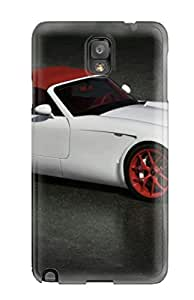 Fashion Tpu Case For Galaxy Note 3- 2010 Wiesmann Roadster Mf5 Defender Case Cover