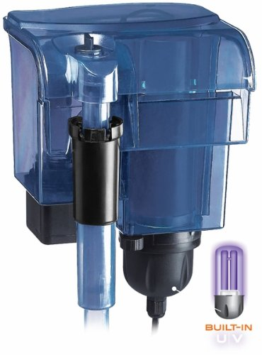 Aquatop pf40-uv power filter (hob) with UV sterilization review