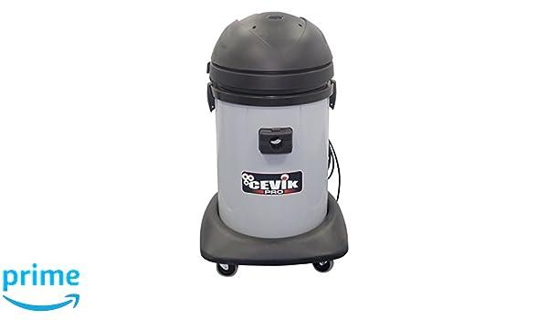 Cevik CE-PRO70ABS Aspirador sólidos y líquidos 1400 W, 230 V, Gris ...