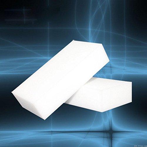 USA Premium Store 100PC Cleaning Magic Sponge Eraser Melamine Cleaner Multi-functional Foam Avant