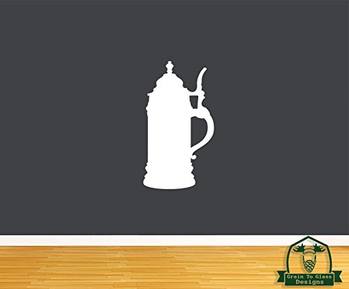 (Grain To Glass Designs German Beer Stein 45