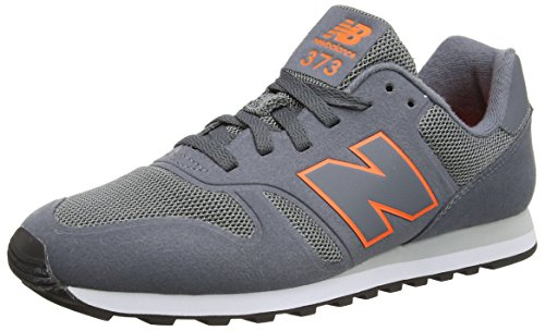 Orange Top Herren Grey Low MD Grau New Balance wd373v1 Aaq7XPw