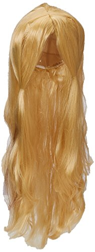 Rapunzel Costume For Kids (Tangled Rapunzel Wig)