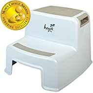 Dual Height 2 Step Stool (Mom's Choice Award Winner)...