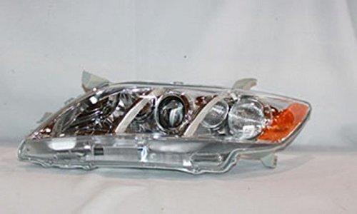TYC 4700932 Honda Accord Left Non-Heated Replacement Mirror