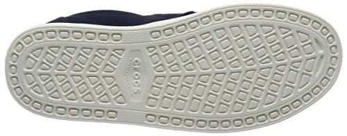 Crocs Citilnslpsnkrm, Zapatillas para Hombre Blu (Navy/White)
