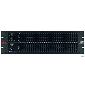 dbx 1231 Dual 31-Band Graphic Equalizer
