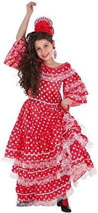 LLOPIS - Disfraz Infantil sevillana Feria t-l: Amazon.es: Juguetes ...
