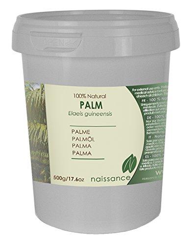Palmöl - 100% rein - 500g