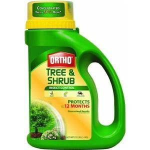 Ortho Tree & Shrub Insecticide Granules