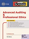 Scanner-Advanced Auditing & Professional Ethics (CA-Final)(May 2019 Exam-Old Syllabus)