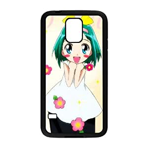 SamSung Galaxy S5 phone cases Black Midori No Hibi cell phone cases Beautiful gifts JUW80986505