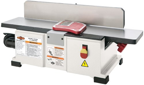 Shop Fox W1829 Benchtop Jointer, 6-Inch by Shop Fox (Image #5)