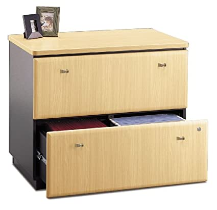 Bush Business Furniture Lateral File Cabinet - Series A  sc 1 st  Amazon.com & Amazon.com : Bush Business Furniture Lateral File Cabinet - Series A ...