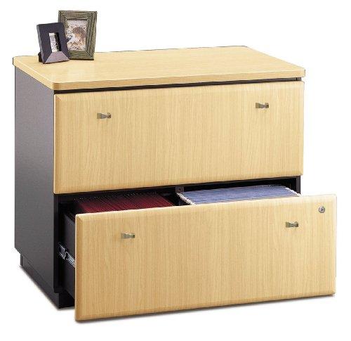 Bush Business Furniture Lateral File Cabinet - Series A Bush Furniture WC14354A