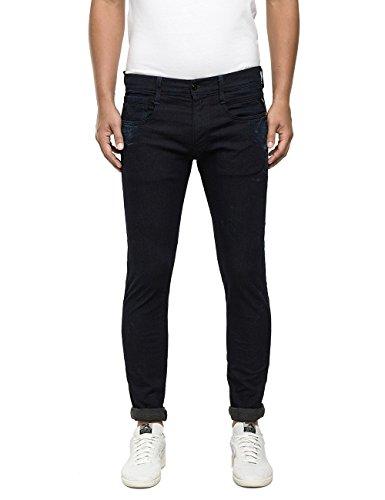 REPLAY Anbass, Jeans Hombre Azul (Dark Blue 007)