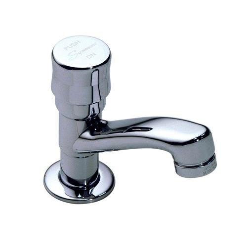 Symmons S-71 Single Post Metering Faucet, Chrome by Symmons B002CQ9M8Q