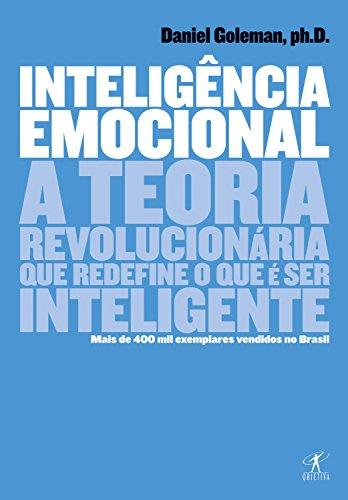 """Resultado de imagem para """"Inteligência Emocional"""", de Daniel Goleman"""
