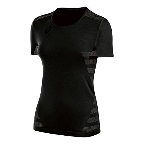 ASICS Tactic Court Short sleeve, Black, ()
