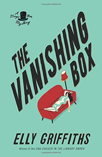 Image of The Vanishing Box (Magic Men Mysteries)