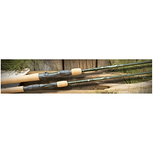 St. Croix Legend Elite Spinning Rod, ES76MLXF2 Handcrafted Spinning Rod