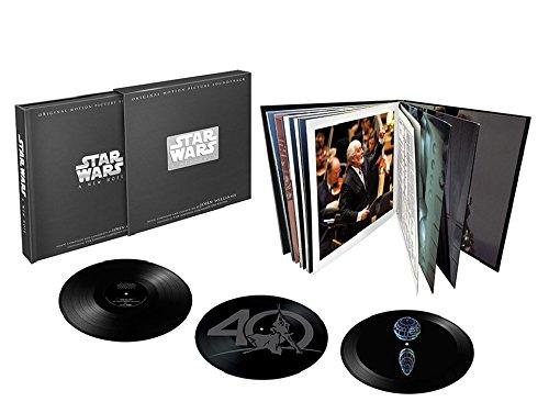 Star Wars: A New Hope [3 LP, 3D Death Star Hologram Box Set]