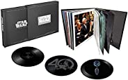 Star Wars: A New Hope [3 LP, 3D Death Star Hologram Box Set]