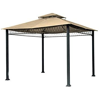 Garden Winds Replacement Canopy For The Havenbury Gazebo   Riplock 500  Performance Fabric