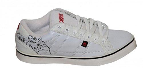 Osiris Skateboard Shoes Diablo White/ Black