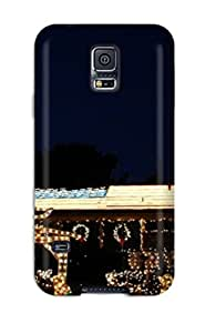Mary David Proctor Premium Protective Hard Case For Galaxy S5- Nice Design - Christmas87