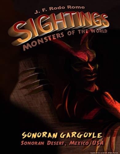 Sightings: Sonoran Gargoyle -