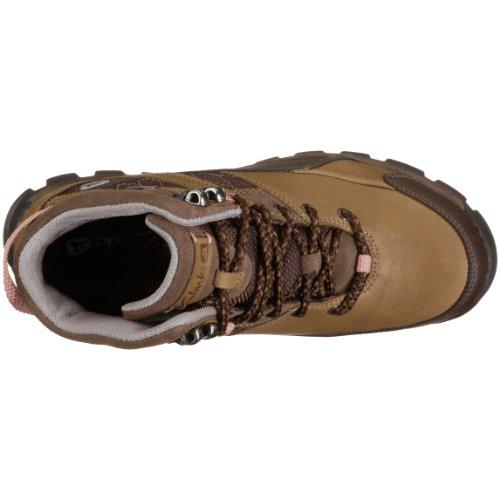 Clarks 20340829 Incline Hi GTX, Damen Stiefel Braun (Khaki Leather)