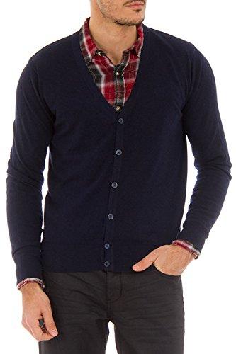 Wool & Cashmere Blend Cardigan - 3