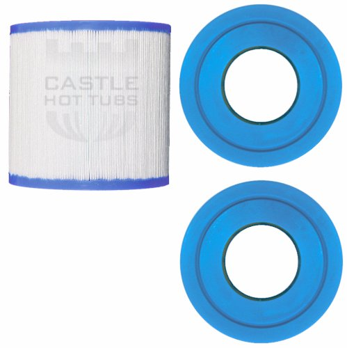 2 x PDC Spas PWW10 Filter C4310 Filters Hot Tub PWW 10 Coast Spa Leisure Bay Best Quality