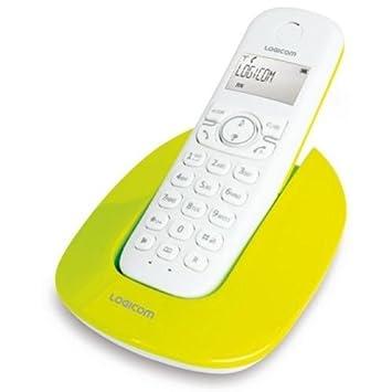 Logicom Manta 150 - Teléfono inalámbrico (importado)