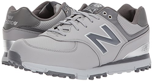 Pictures of New Balance Men's 574 SL Golf Shoe White Large 4