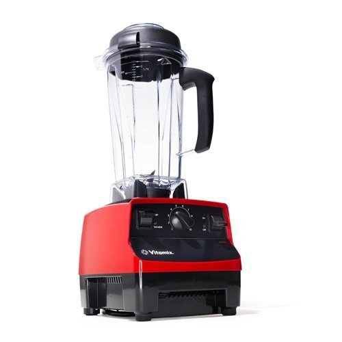 Vitamix vitamix 5200 red 7 yr warranty variable speed for Vitamix 5200 motor specs