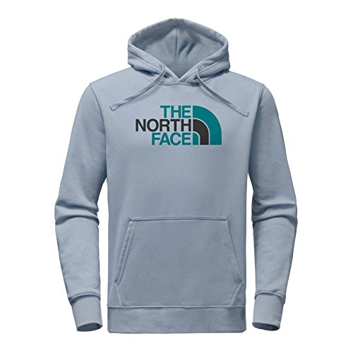 The North Face Men's Half Dome Hoodie - Dusty Blue & Shady Blue Multi - 2XL by The North Face