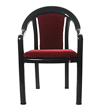 Nice Cello Perfect Super Delux Cushion Chair With Lacquer Finish (Black):  Amazon.in: Home U0026 Kitchen